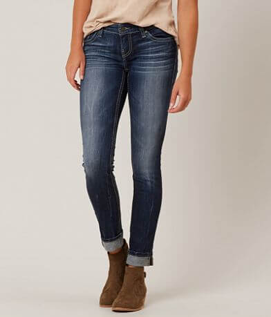 BKE Sabrina Ankle Skinny Stretch Jean