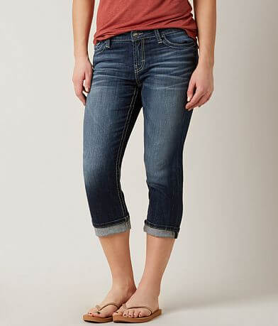 BKE Dakota Stretch Cropped Jean