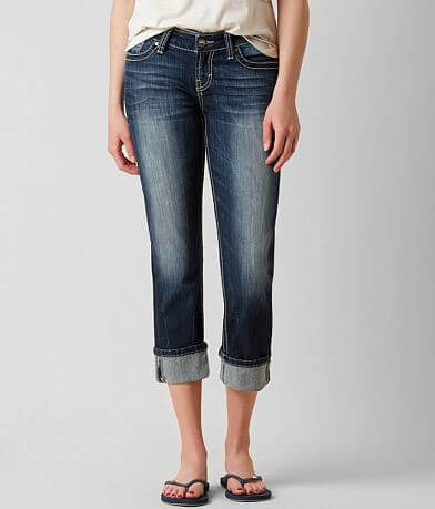 BKE Sabrina Stretch Cropped Jean
