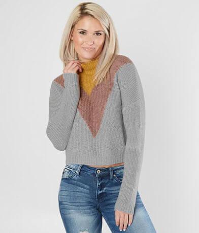 Daytrip Funnel Neck Sweater