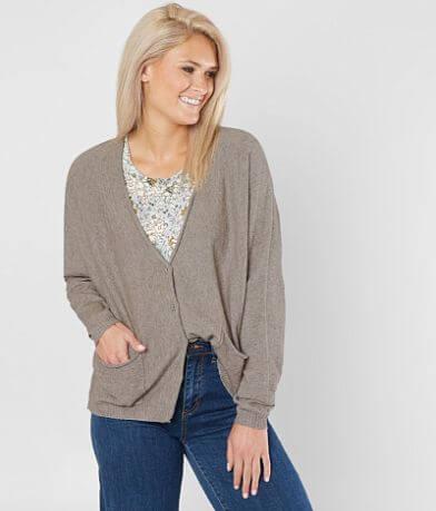 BKE Grandpa Cardigan Sweater