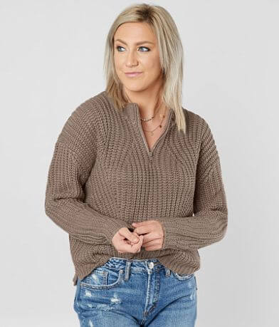 Daytrip Chunky Ribbed Sweater