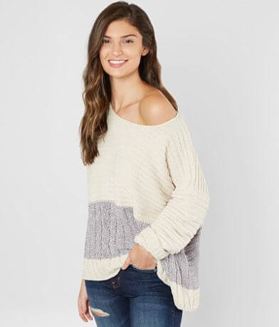 Daytrip Chenille Sweater