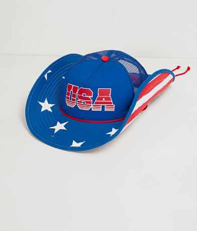 Cowbucker The 177SICK Hat