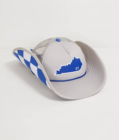 Cowbucker The Old Kentucky Trucker Hat