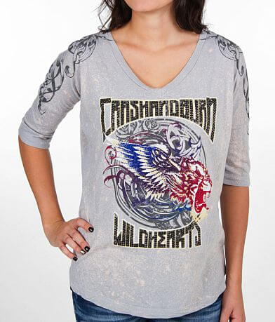 Crash & Burn Wild Hearts T-Shirt