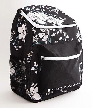 Buckle Black Spring Cooler Backpack