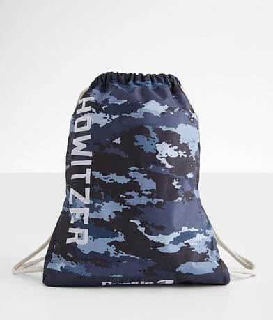 Howitzer Spring Brand Event Drawstring Bag