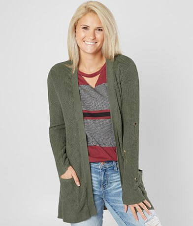 Daytrip Grandpa Cardigan Sweater