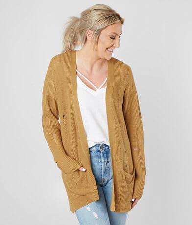 Daytrip Grandpa Cardigan Sweater