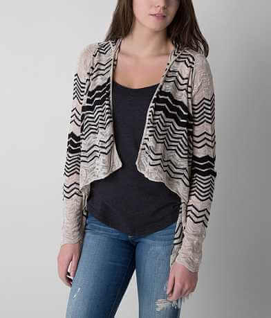 Daytrip Chevron Cardigan Sweater