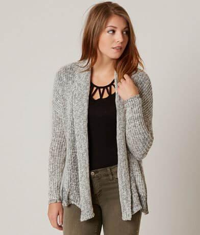 Daytrip Marled Cardigan Sweater