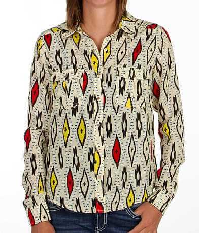 Hazel Printed Shirt