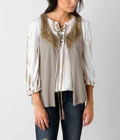 inLUV Embellished Vest