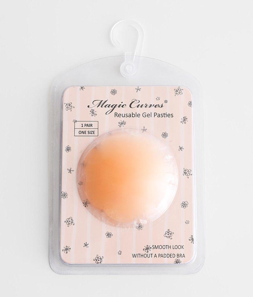 Magic Curves® Reusable Gel Pasties front view