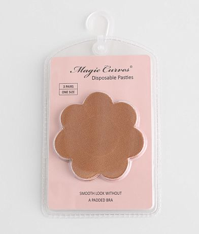 Magic Curves® 3 Pack Disposable Pasties