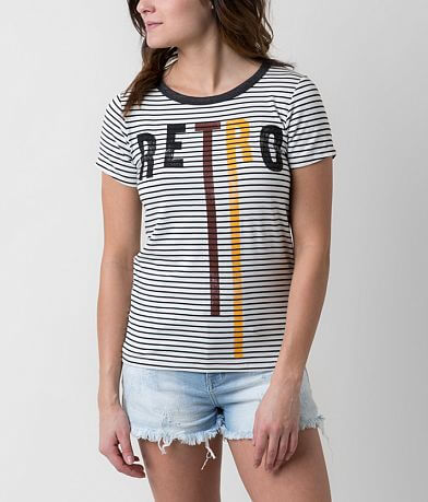 H.I.P. Retro Striped Top