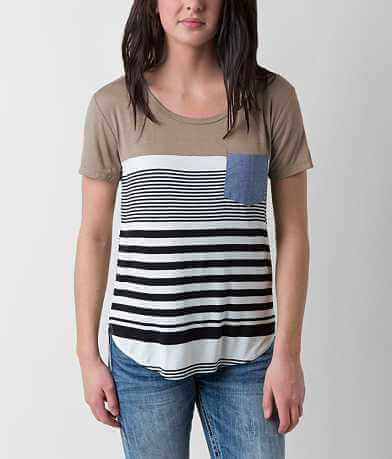 H.I.P. Striped Top