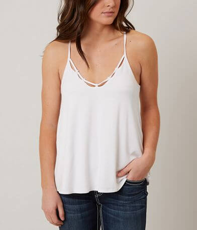 H.I.P. Cut-Out Tank Top