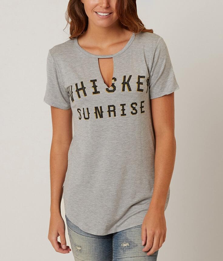 H.I.P. Whiskey Sunrise Top