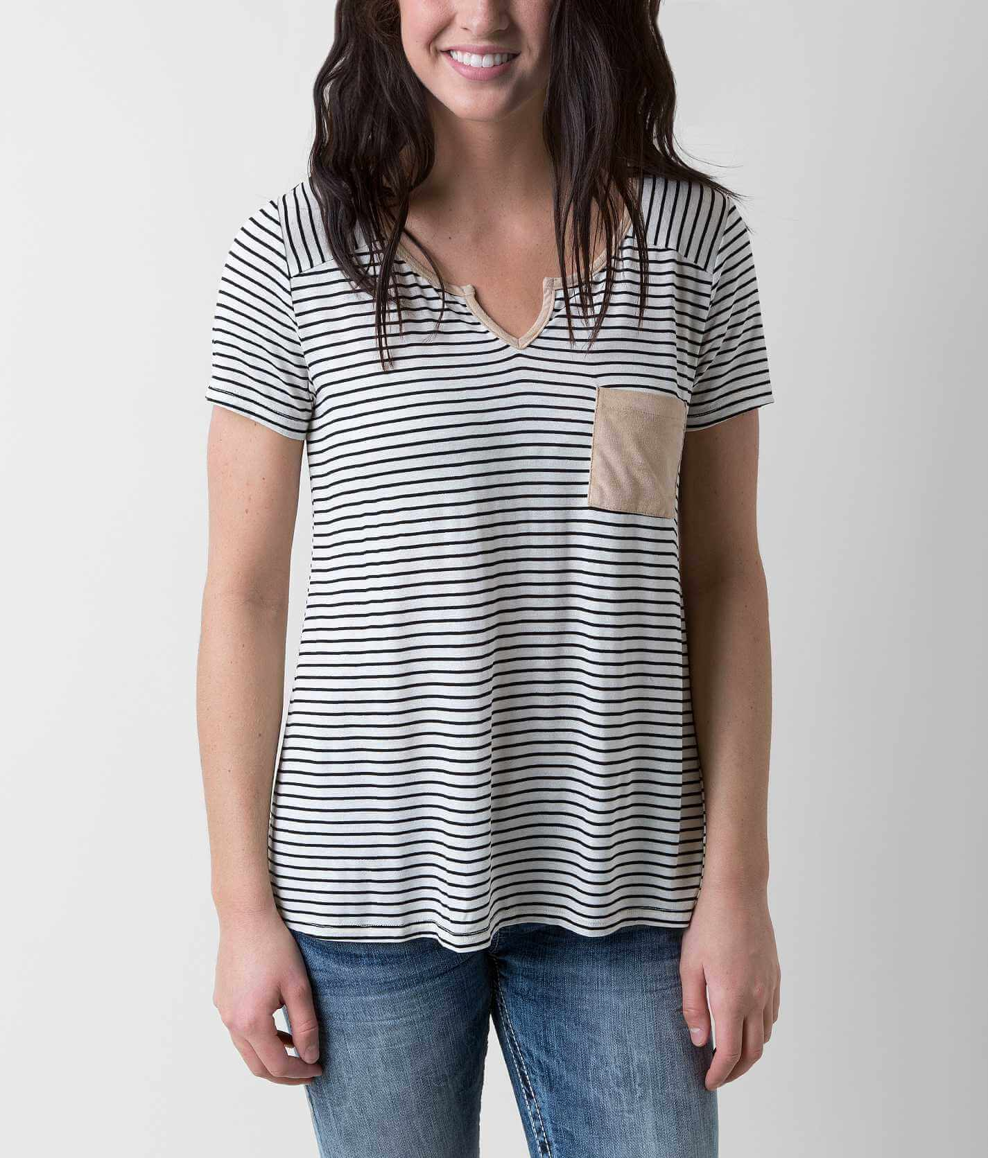 Wholesale H.I.P. Striped Top hot sale