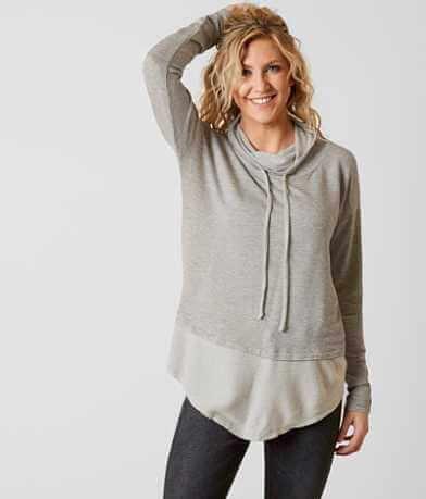 Daytrip Fuzzy Cowl Sweatshirt