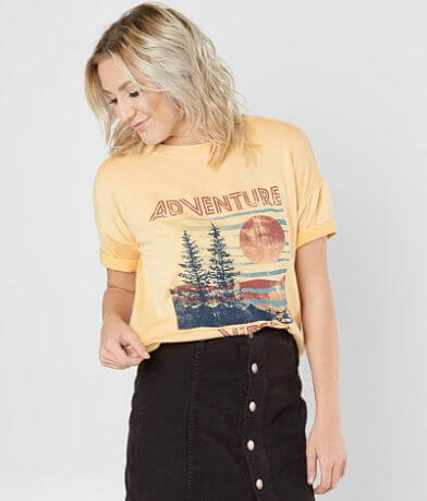Modish Rebel Adventure Vibes T-Shirt