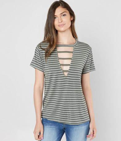 Daytrip Strappy V-Neck T-Shirt