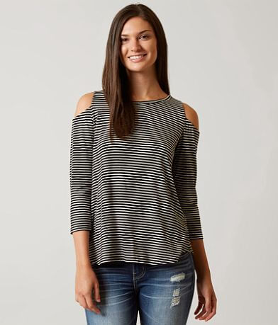 H.I.P. Cold Shoulder Top