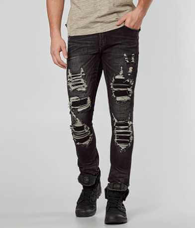 Crysp Denim Pollock Skinny Stretch Jean