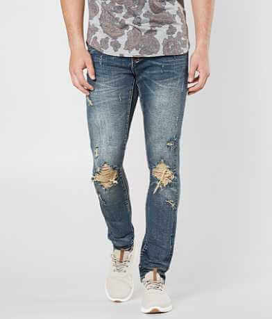 Crysp Denim Rowling Skinny Stretch Jean