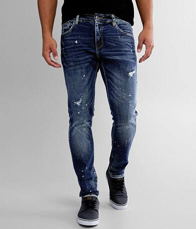 Crysp Denim Blake Skinny Stretch Jean