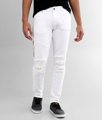 Crysp Denim Mooney Skinny Stretch Jean