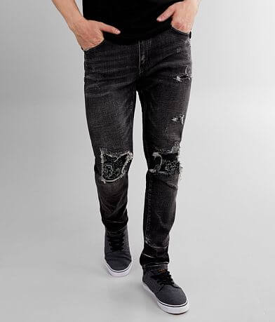 Crysp Denim Wex Skinny Stretch Jean
