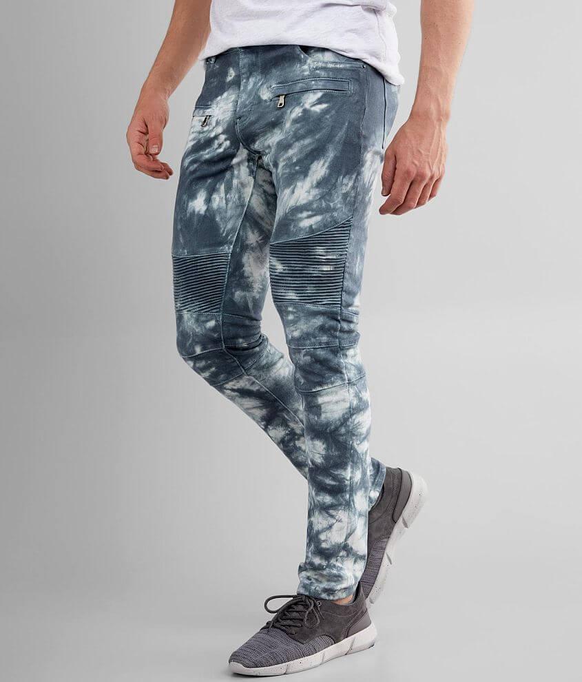 Crysp Denim Vert Skinny Stretch Jean front view