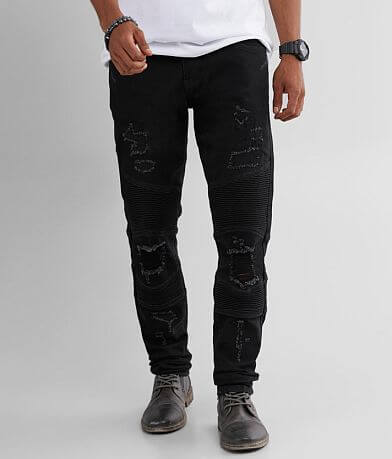 Crysp Denim Lance Skinny Stretch Jean