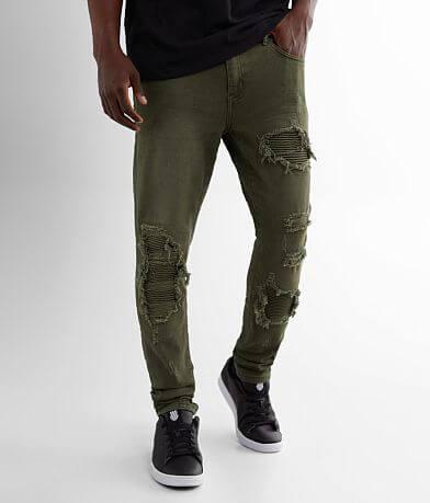 Crysp Denim Ricky Skinny Stretch Jean