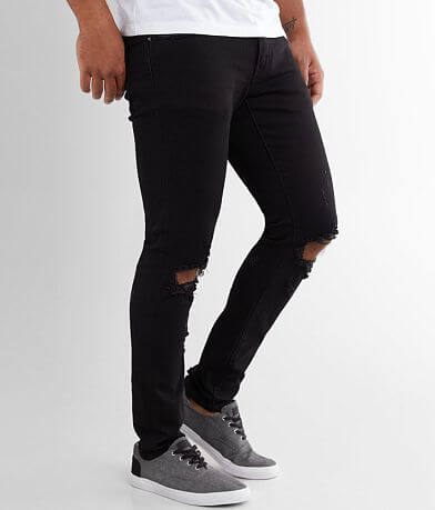 Crysp Denim Smith Skinny Stretch Jean