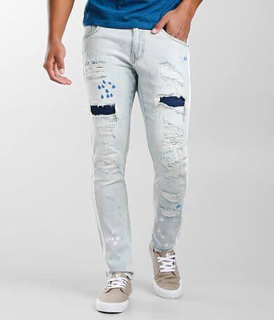 Crysp Denim Crawford Skinny Stretch Jean
