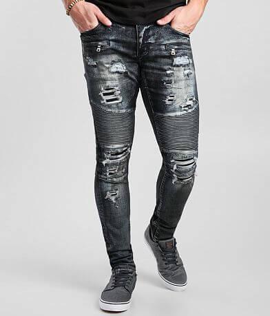 Crysp Denim Morgan Skinny Stretch Jean