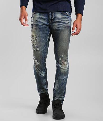 Crysp Denim Walter Skinny Stretch Jean