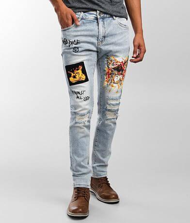 Crysp Denim Nowell Skinny Stretch Jean