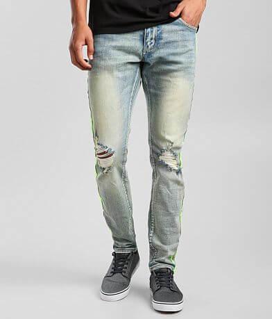 Crysp Denim Ronan Skinny Stretch Jean