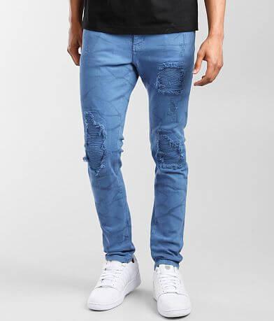 Crysp Denim Nelson Skinny Stretch Jean