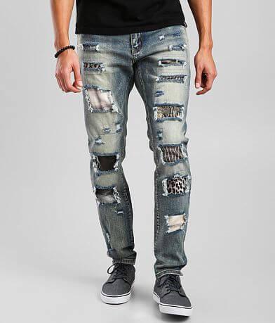 Crysp Denim Rafi Skinny Stretch Jean