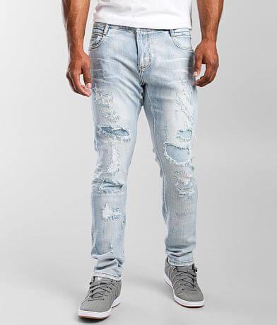 Crysp Denim Edgar Skinny Stretch Jean