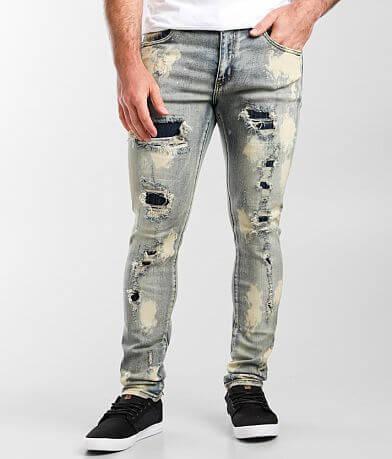 Crysp Denim Osbourne Skinny Stretch Jean