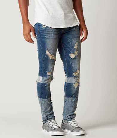 Crysp Denim Vinci Skinny Stretch Jean