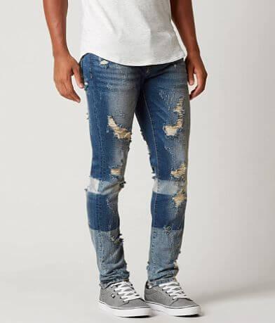 Crysp Denim Vinci Skinny Stretch Jean