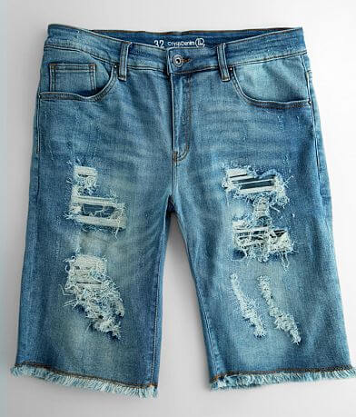 Crysp Denim Elijah Stretch Short